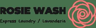 Rosie Wash & Fold Logo